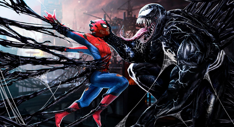 Spider-Man vs Venom Disney Sony