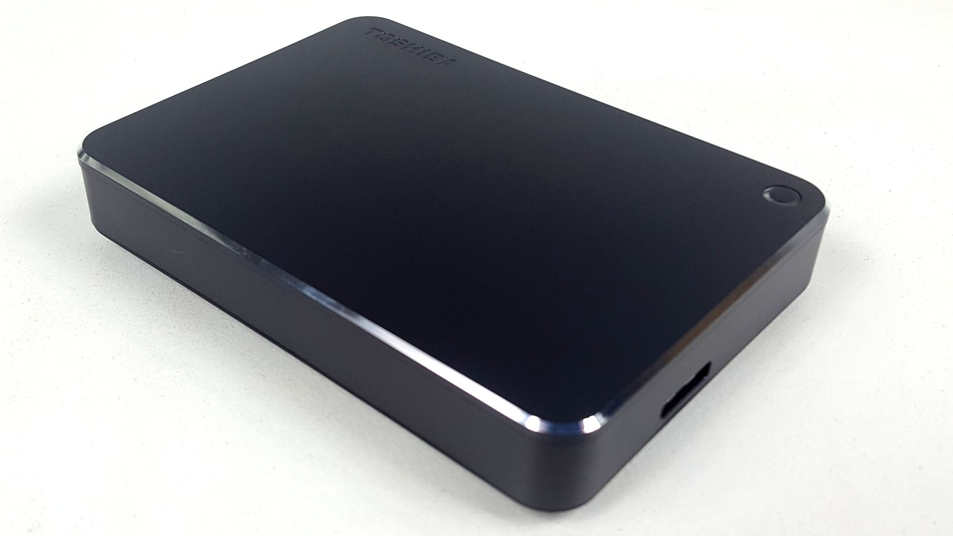 Image 4 : Test Toshiba Canvio Premium 4 To : un disque dur externe performant et design