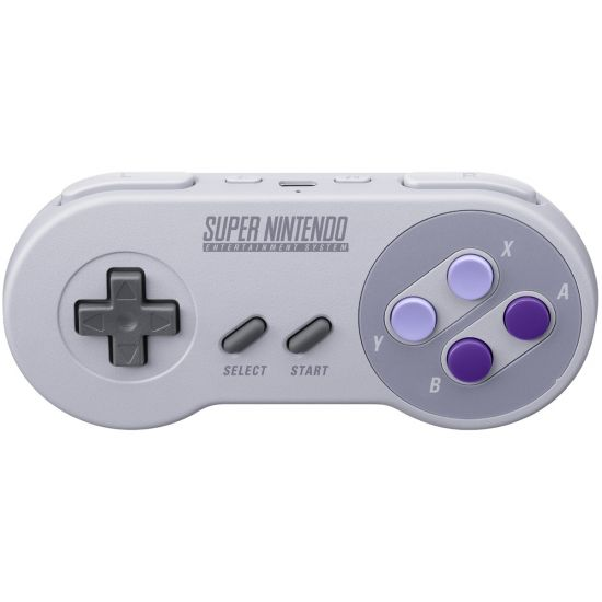 Image 2 : Nintendo Switch : la manette SNES est (presque) disponible
