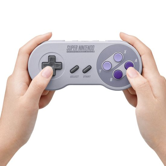 Image 3 : Nintendo Switch : la manette SNES est (presque) disponible