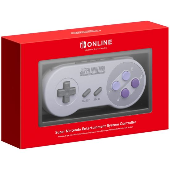 Image 4 : Nintendo Switch : la manette SNES est (presque) disponible