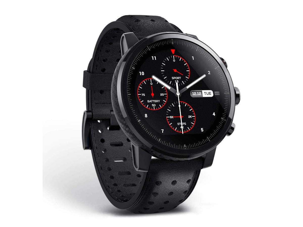 Image 1 : La montre connectée Amazfit Stratos 2S à 159 €