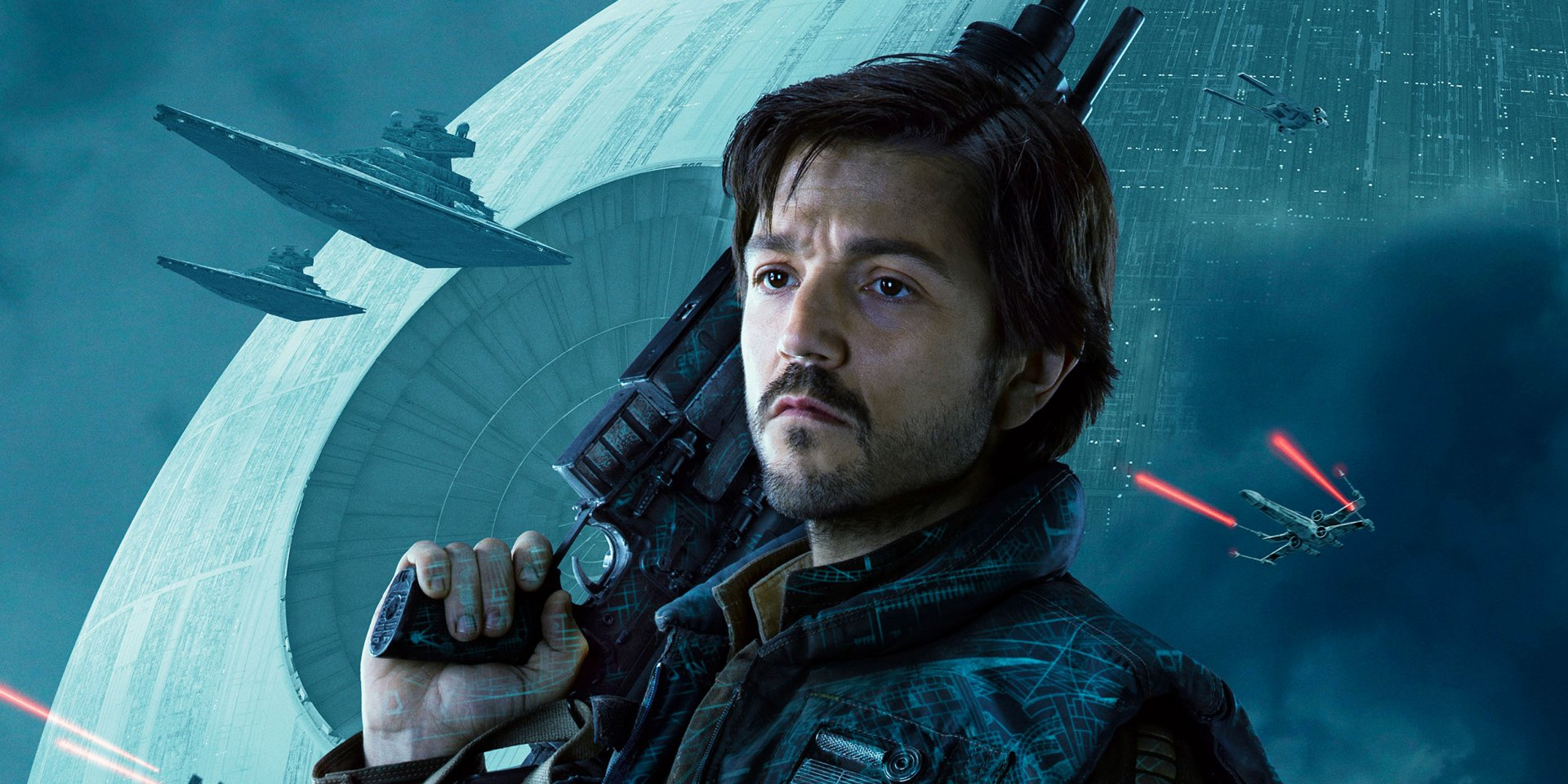 Cassian Andor Star Wars serie Disney