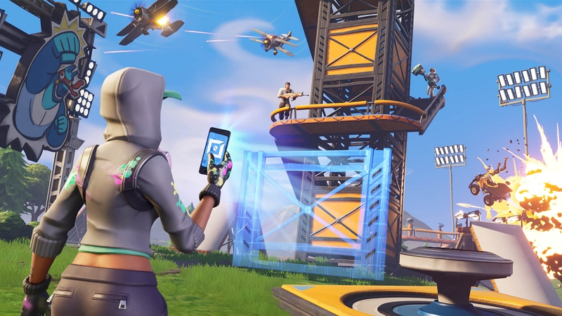 Image 1 : Fortnite devant la justice, le battle royale risque-t-il d'être interdit ?