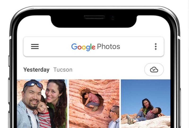 Figure 1: Google Photos: Unlimited Free Backup for iOS, It's Over