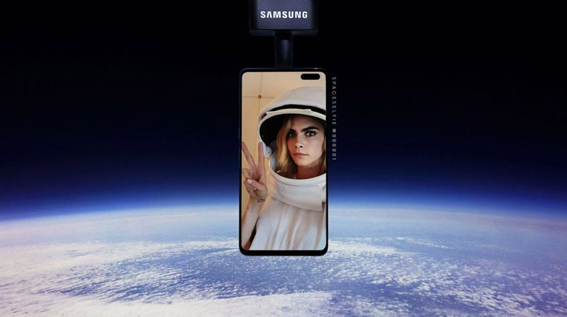 Image 2 : Samsung : la mission SpaceSelfie termine sa course dans le Michigan