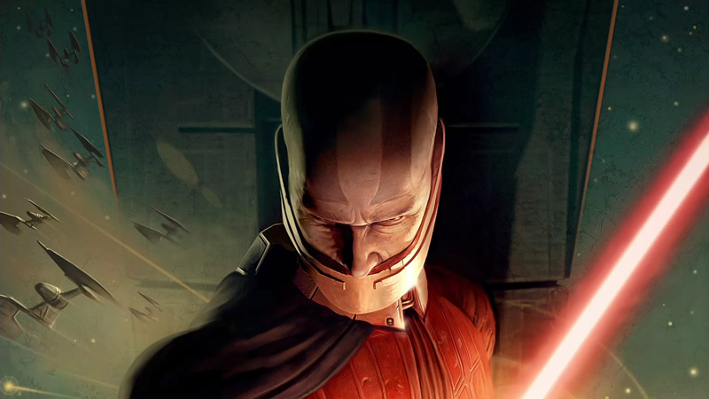 Image 1 : Star Wars : et le méchant seigneur Sith du film Knights Of The Old Republic sera...