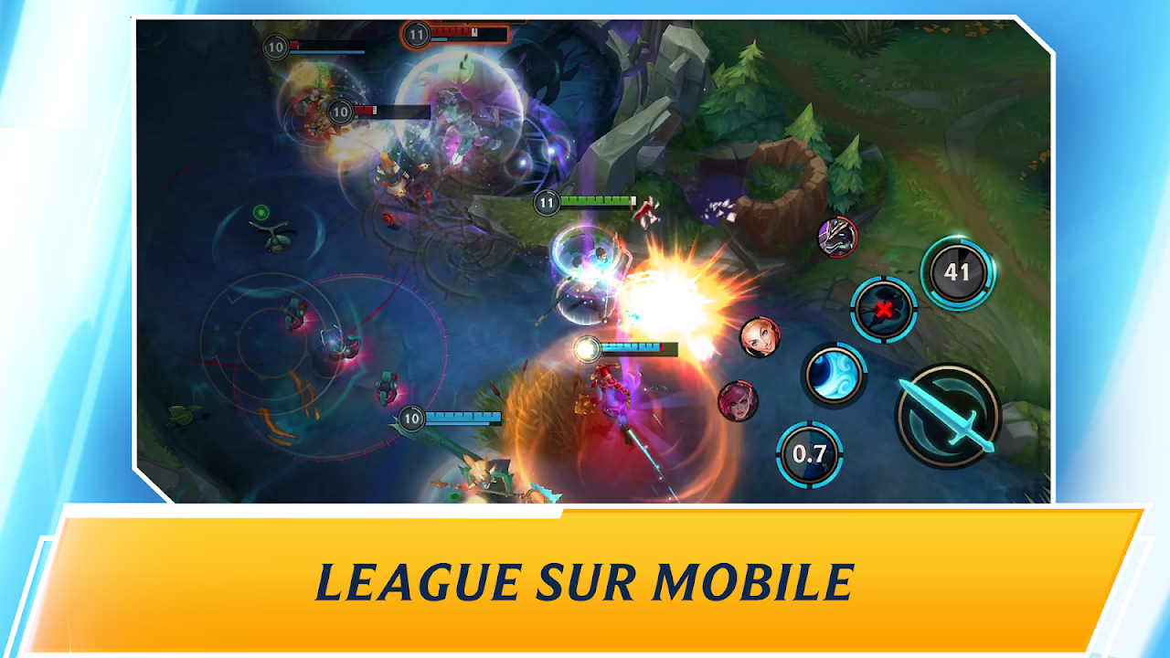 Image 1 : League of Legends arrive sur mobiles et consoles