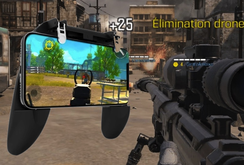 Image 1 : Call of Duty Mobile : 5 manettes tactiles Android pour améliorer son skill