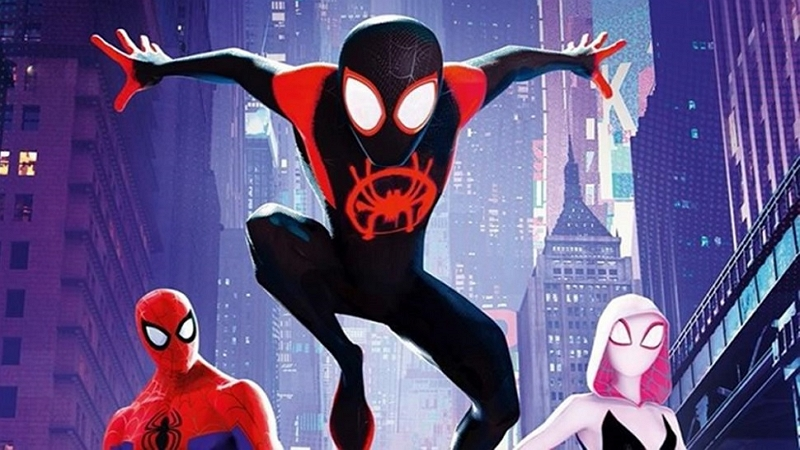 Image 1 : Spider-Man into the Spider-Verse aura une suite en 2022