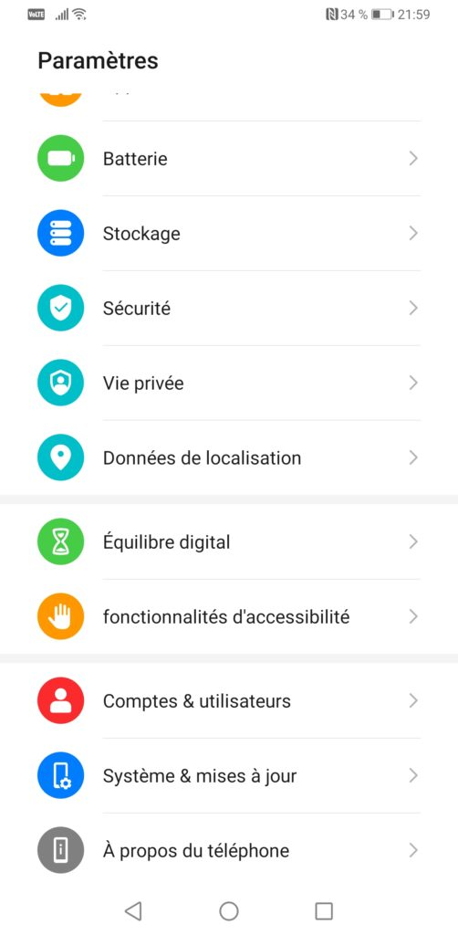 Image 11 : Huawei Mate 30 Pro : comment installer les apps Google et le Play Store ?