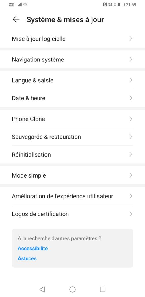 Image 12 : Huawei Mate 30 Pro : comment installer les apps Google et le Play Store ?