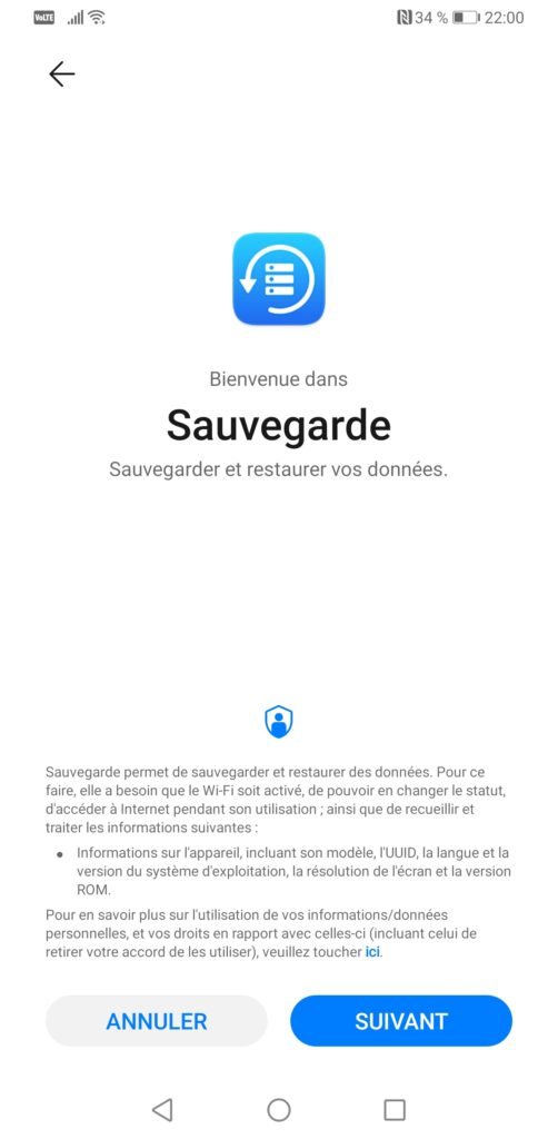Image 13 : Huawei Mate 30 Pro : comment installer les apps Google et le Play Store ?