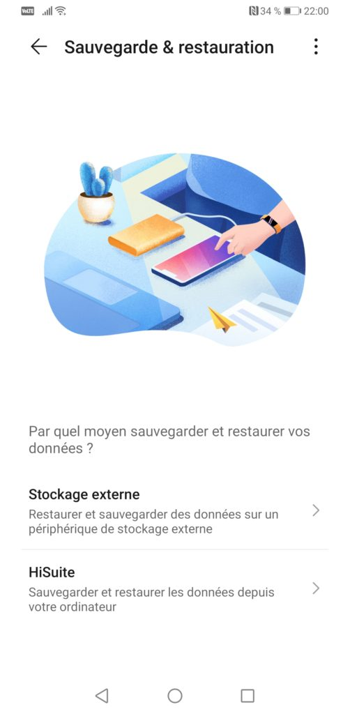 Image 14 : Huawei Mate 30 Pro : comment installer les apps Google et le Play Store ?