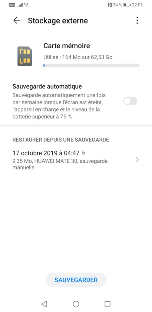 Image 15 : Huawei Mate 30 Pro : comment installer les apps Google et le Play Store ?