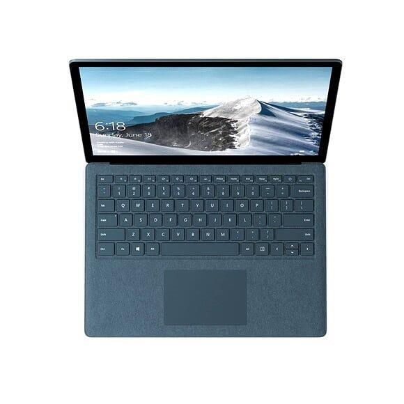 Image 1 : 500 € de réduction sur le Microsoft Surface Laptop Intel Core i7 7660U
