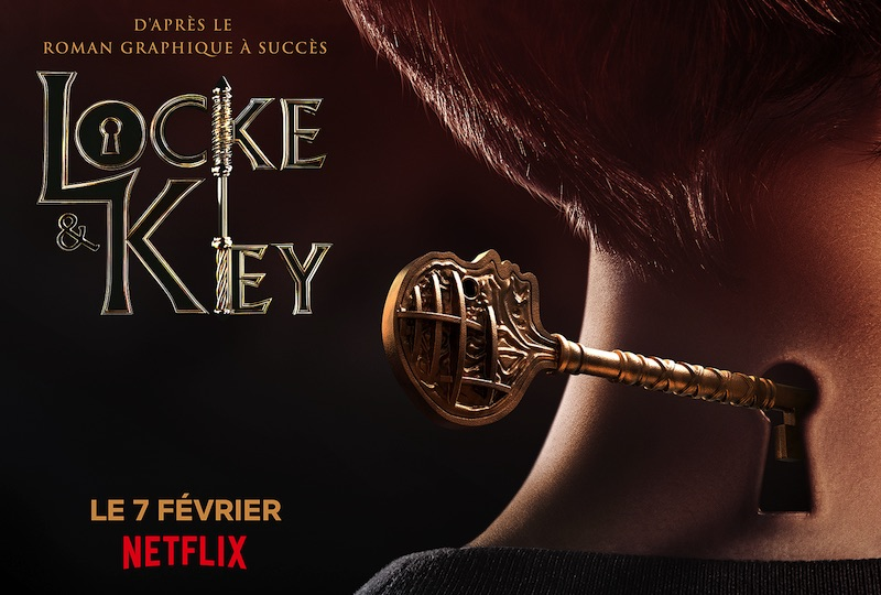 Image 1 : Locke & Key : l'adaptation Netflix du comic arrive le 7 février !