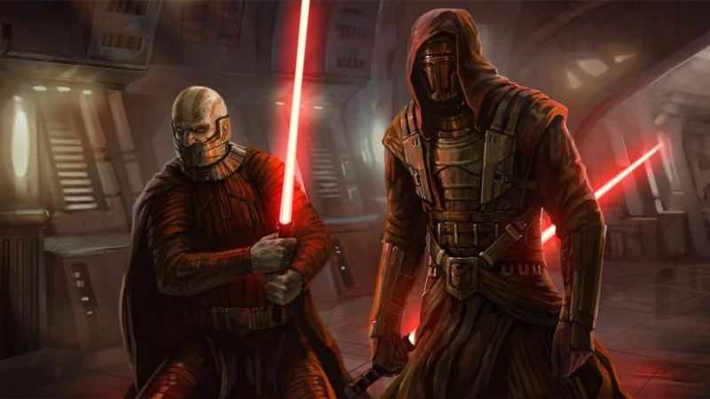 Image 1 : Star Wars : Disney prépare un film et une série autour de Knights of the Old Republic