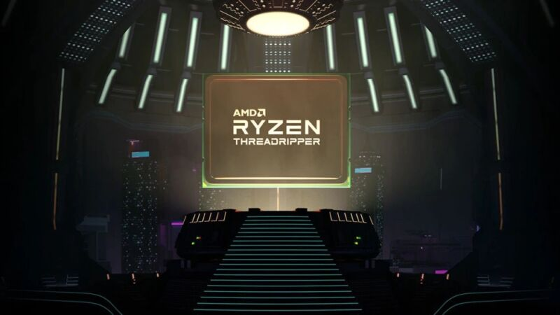 Image 1 : L'AMD Ryzen Threadripper 3990X fait tourner Crysis sans GPU