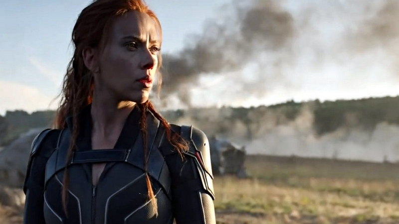Black Widow Marvel MCU film cinéma Mulan Disney+ Disney SVOD Avengers Iron Man Robert Downey Jr Scarlett Johansson