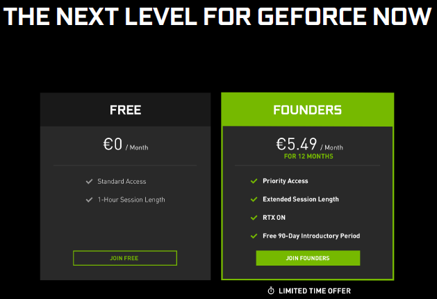 Image 3 : Avec GeForce Now, NVIDIA taquine Google Stadia sur le marché du Cloud Gaming