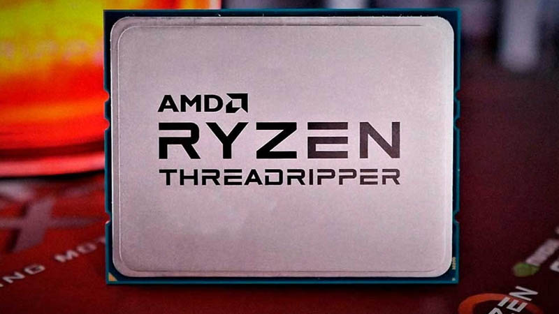 Image 1 : Le Ryzen Threadripper 3990X d'AMD bat tous les records en overclocking