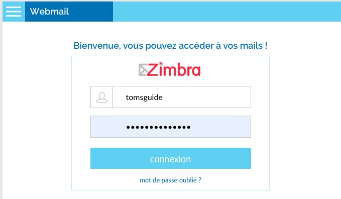 comment migrer webmail free vers zimbra