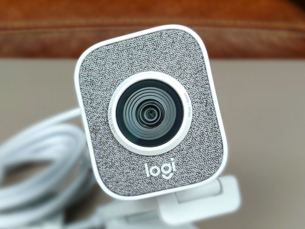 Image 3 : Test : Logitech StreamCam, la webcam dédiée au streaming