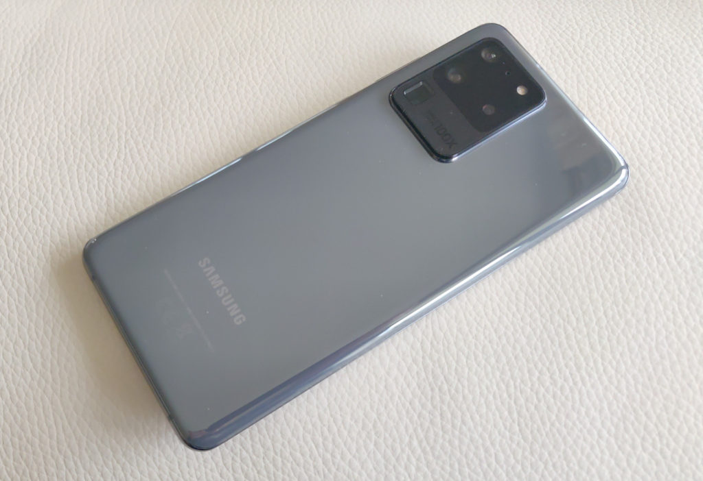 Image 9 : Test Galaxy S20 Ultra : ultra performant, ultra encombrant et ultra cher