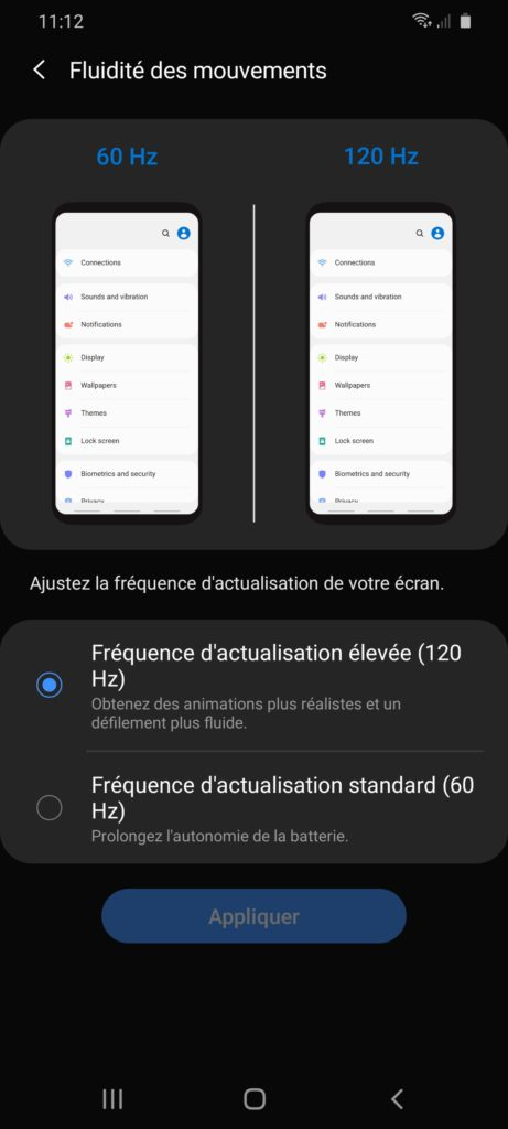 Image 8 : Test Galaxy S20 Ultra : ultra performant, ultra encombrant et ultra cher