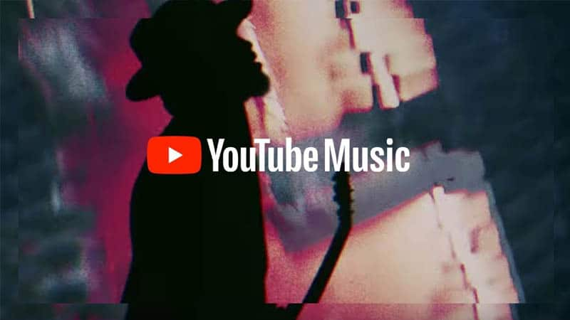 Image 1 : YouTube Music affiche les paroles dans ses applications mobiles