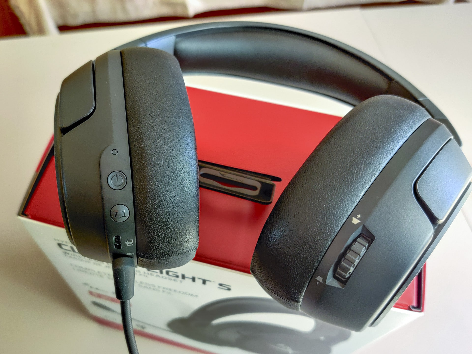casque hyperx cloud 9 test
