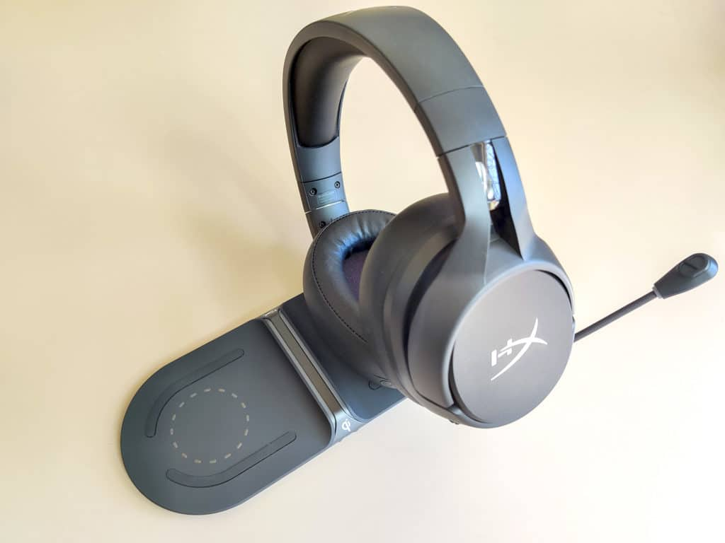 Image 6 : Test : HyperX Cloud Flight S, que vaut ce casque sans fil à recharge par induction ?