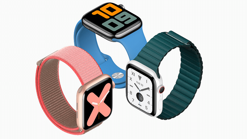 Image 1 : Apple Watch Series 6 : la montre connectée pourrait mesurer facilement la tension artérielle