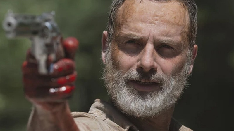 Image 1 : The Walking Dead, saison 11 : Rick Grimes, dernière apparition avant le film