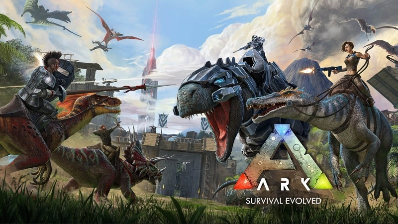 Image 1 : ARK : Survival Evolved est offert sur l'Epic Games Store