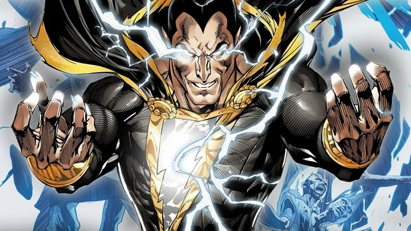 Black Adam, DC Comics