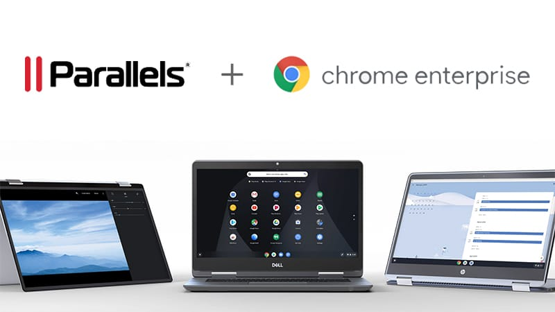 Paralleles et Chrome Enterprise