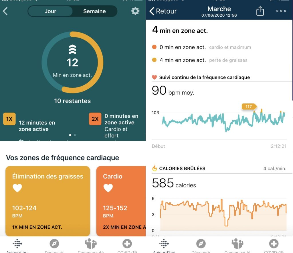 Image 5 : Test Fitbit Charge 4 : le GPS arrive enfin