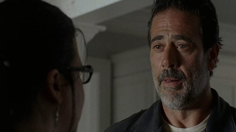Image 1 : The Walking Dead : le showrunner a dû s'excuser des remarques misogynes de Negan