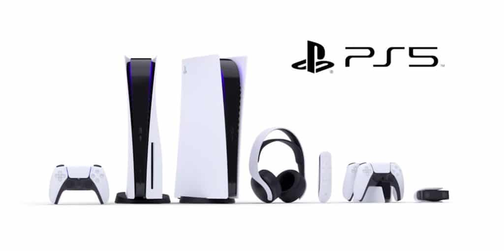accessoires ps5 sony