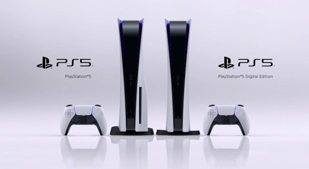 ps5 digital edition sony console