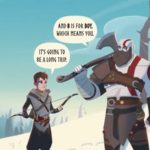 God of War se décline en BD pour (grands) enfants