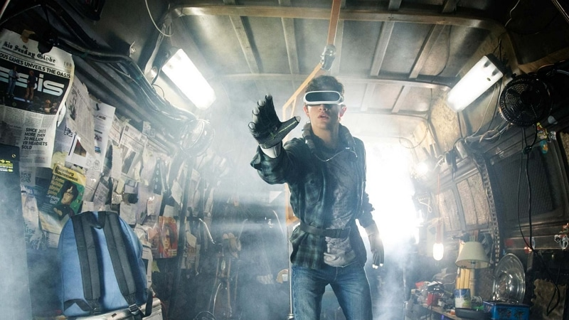 La suite arrive en librairie — Ready Player One