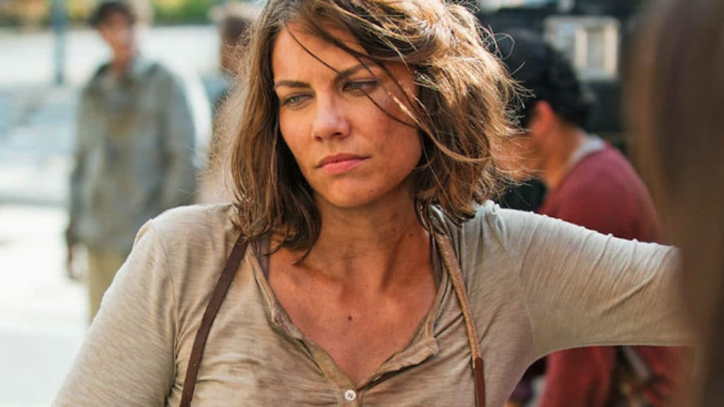the walking dead saison 10 saison 11 maggie negan lauren cohan jeffrey dean morgan série final