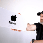 Apple Mask : le masque conçu par Apple déballé par Unbox Therapy