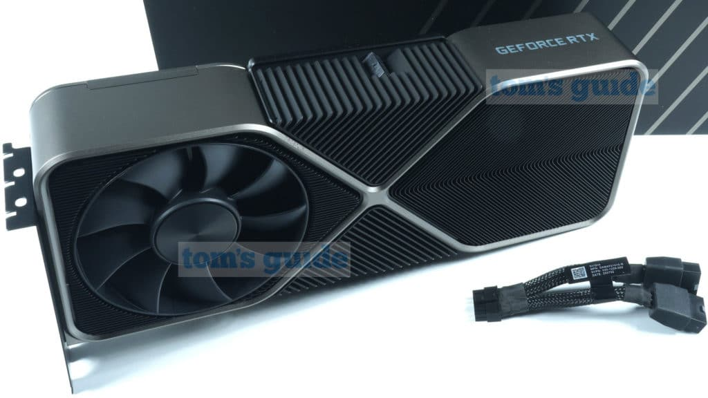 NVIDIA GeForce RTX 3090 Founders Edition