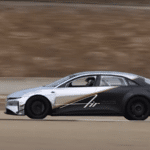 Tesla : la Lucid Air bat le record de la Model S Plaid sur le circuit Laguna Seca