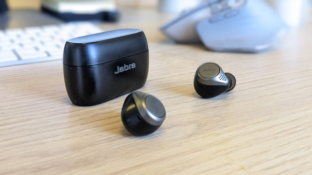 Jabra Elite 75t écouteurs true wireless