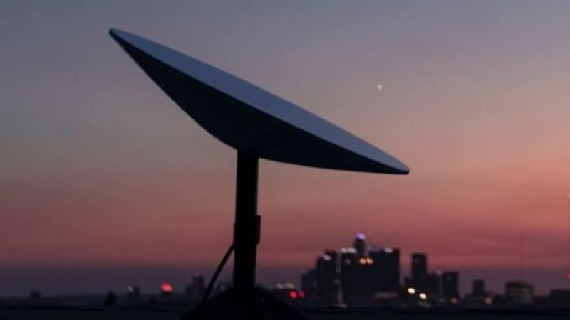 Antenne satellite Starlink – SpaceX